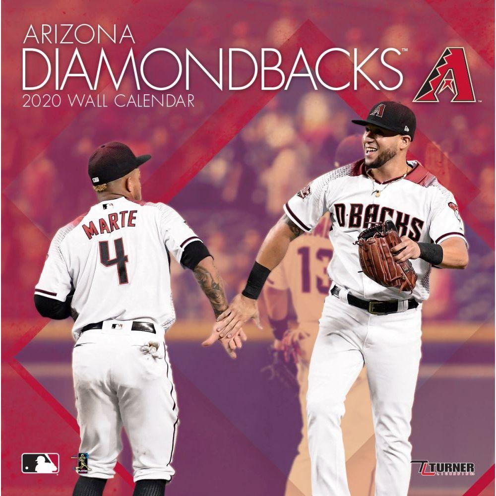 Arizona Diamondbacks 2021 Wall Calendar