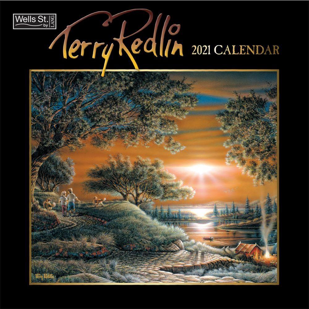 2021 Terry Redlin Wall Calendar by Terry Redlin