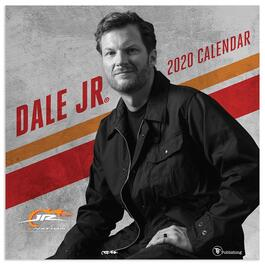 Dale Earnhardt Jr Off the Track Wall Calendar