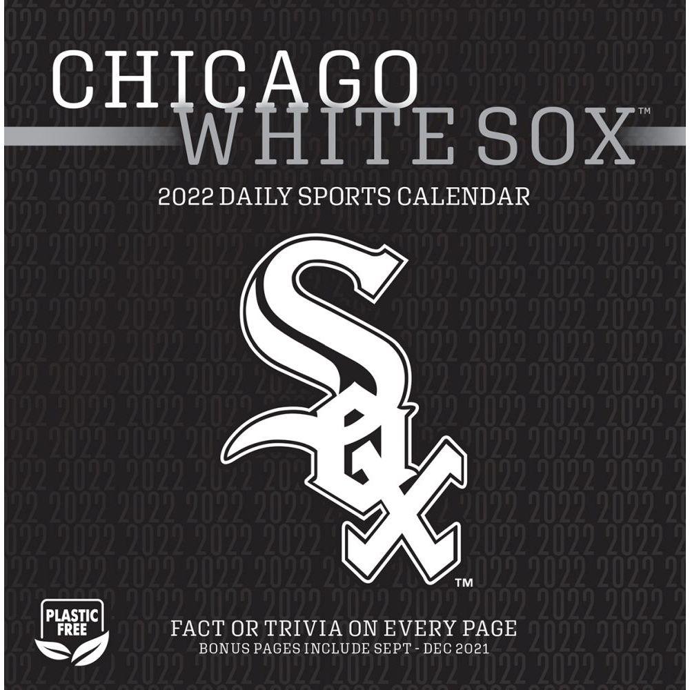 Chicago White Sox 2022 Desk Calendar
