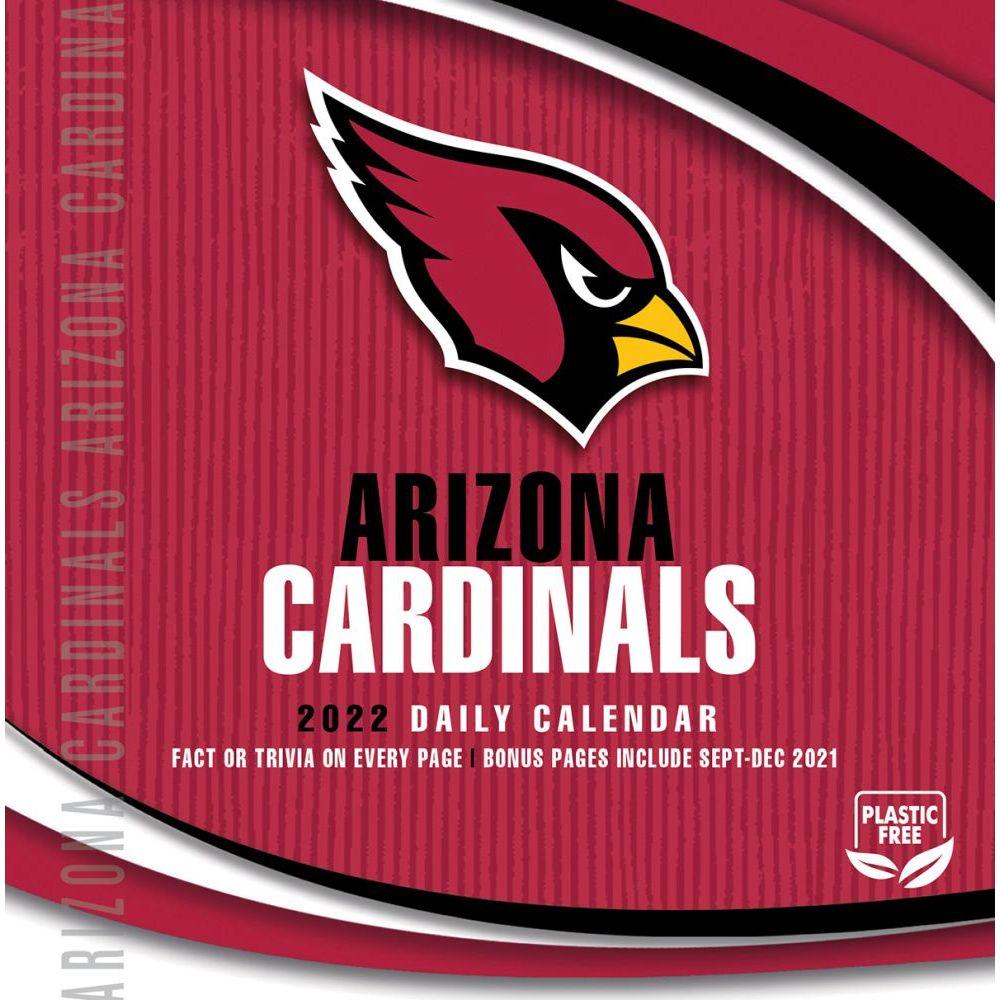 Arizona Cardinals 2022 Desk Calendar