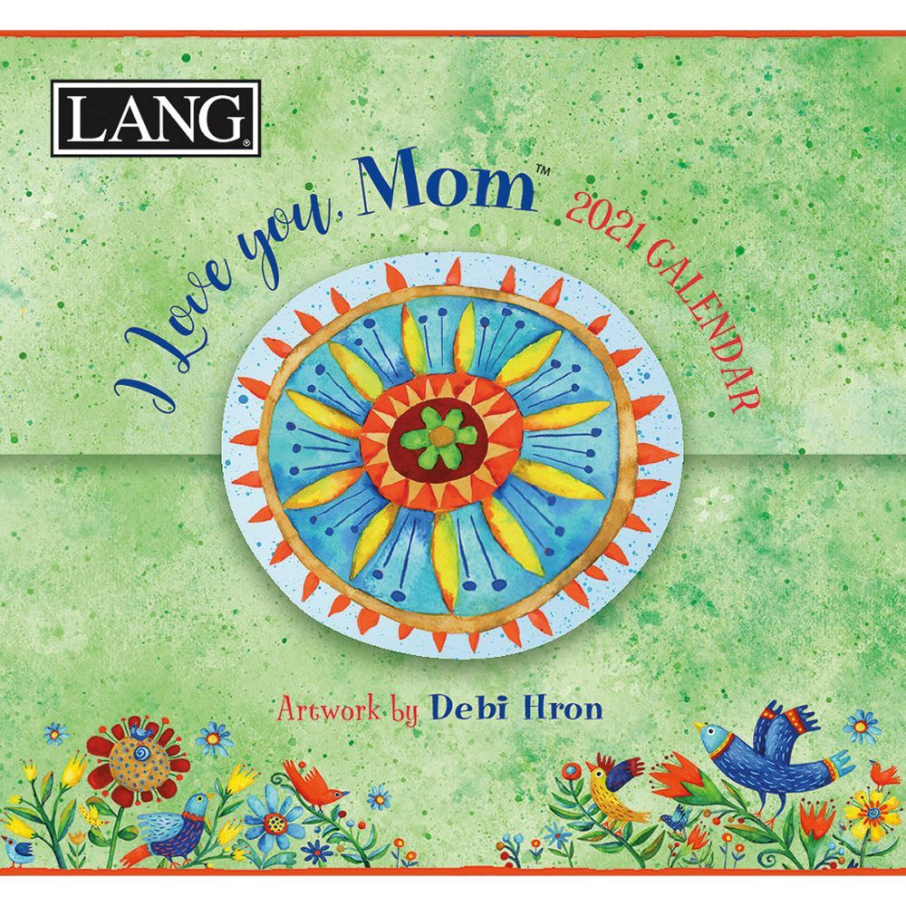 I Love You, Mom 365 Daily Thoughts Desk Calendar