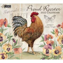 image Proud-Rooster-Wall-Calendar-image-main