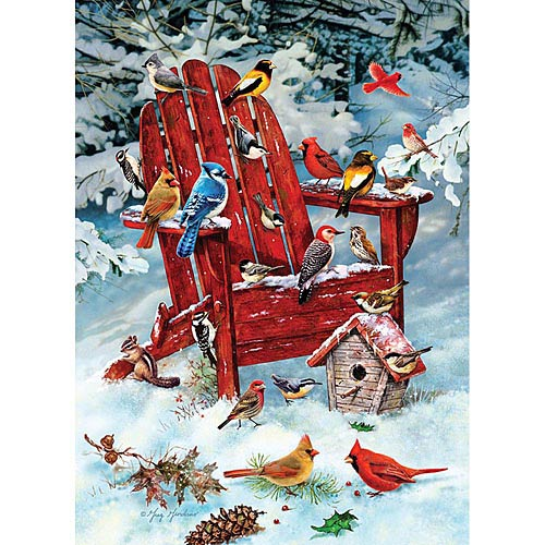 Best Adirondack Birds 1000 Piece Puzzle You Can Buy