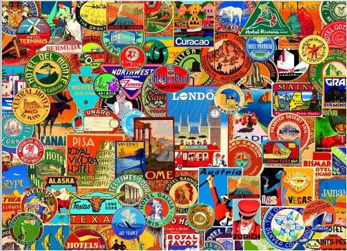 Best World of Travel 1000pc Puzzle You Can Buy
