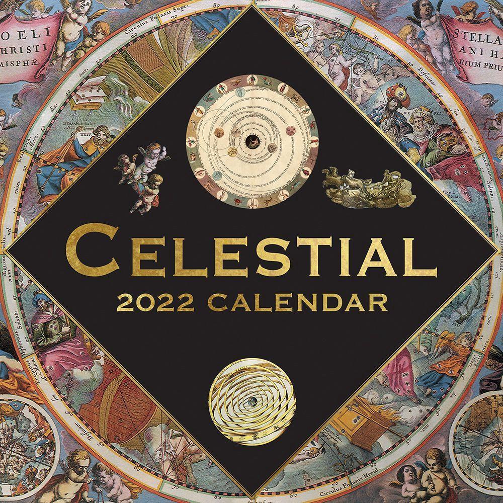 Celestial 2022 Wall Calendar