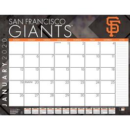 San Francisco Giants Desk Pad