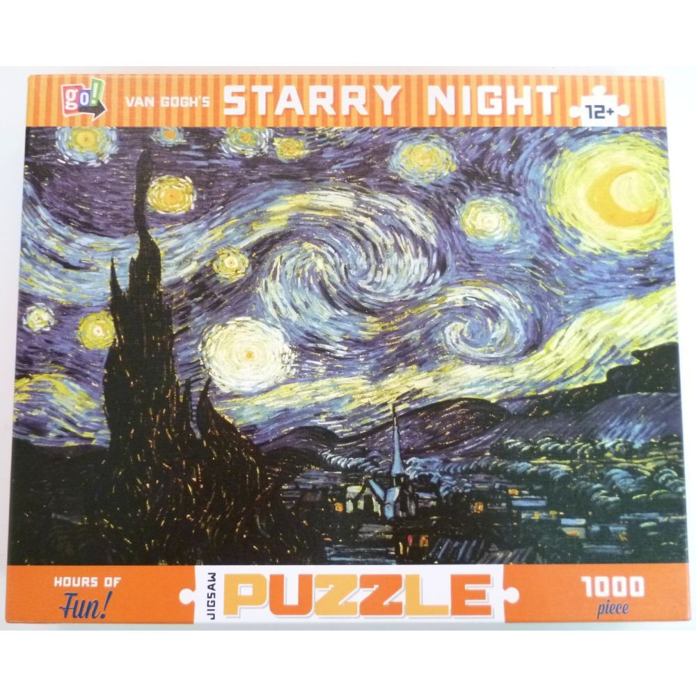 Best Van Gogh 1000 Piece Puzzle You Can Buy