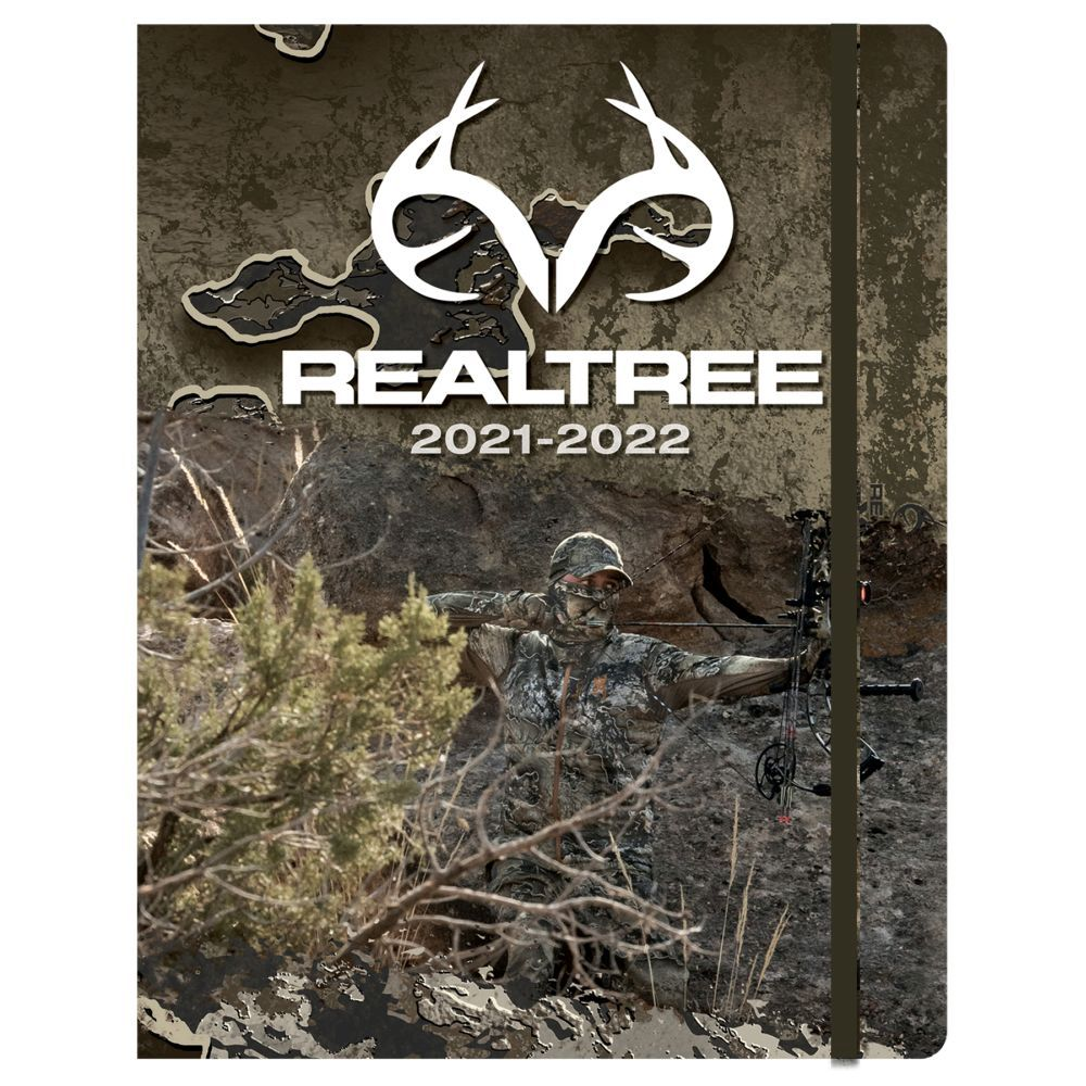Realtree 2022 Monthly Planner