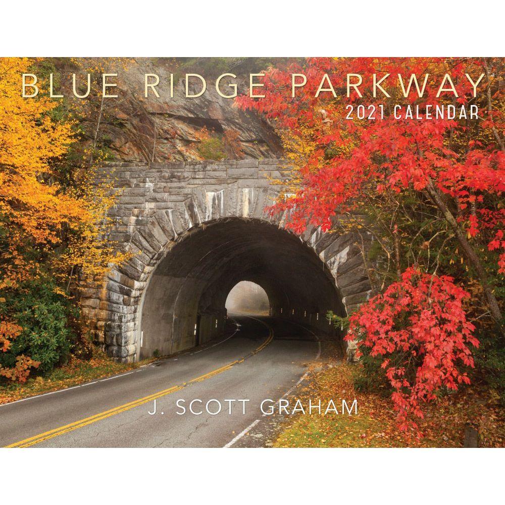 2021 Blue Ridge Parkway Wall Calendar