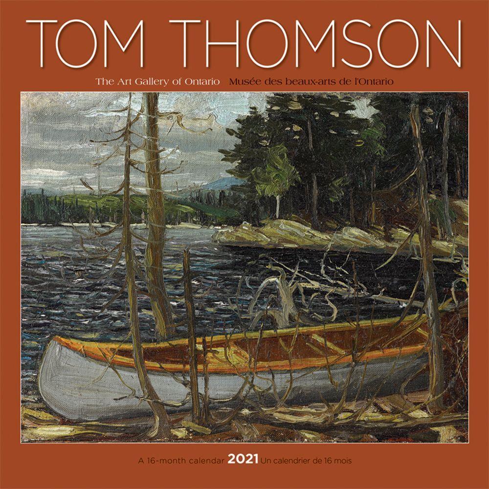 2021 Thomson AGO Wall Calendar