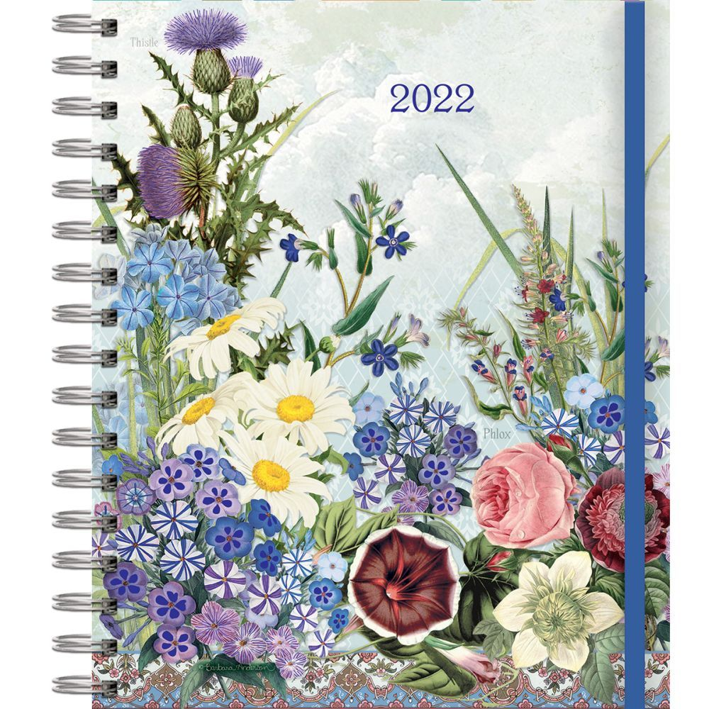 Botanical Gardens 2022 FileIt Planner