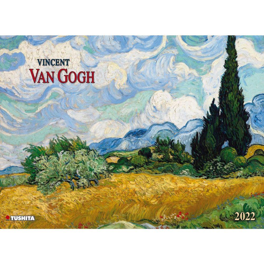 Van Gogh Tushita 2022 Wall Calendar