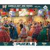 GC-Kunstler-Candle-Light-Roses-1000pc-Puzzle-1