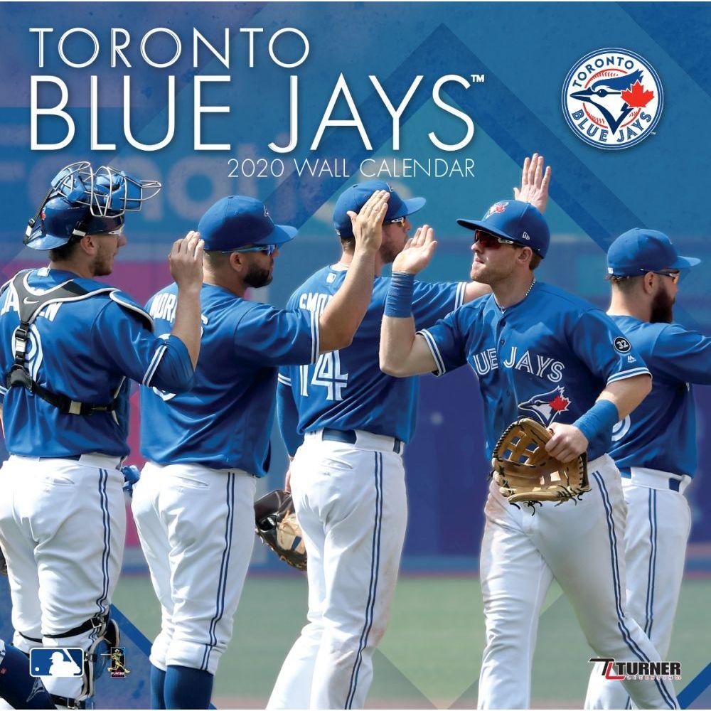 Toronto Blue Jays 2021 Wall Calendar