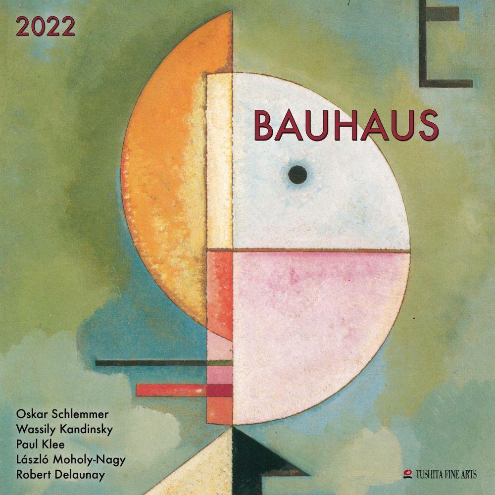 Bauhaus Tushita 2022 Wall Calendar