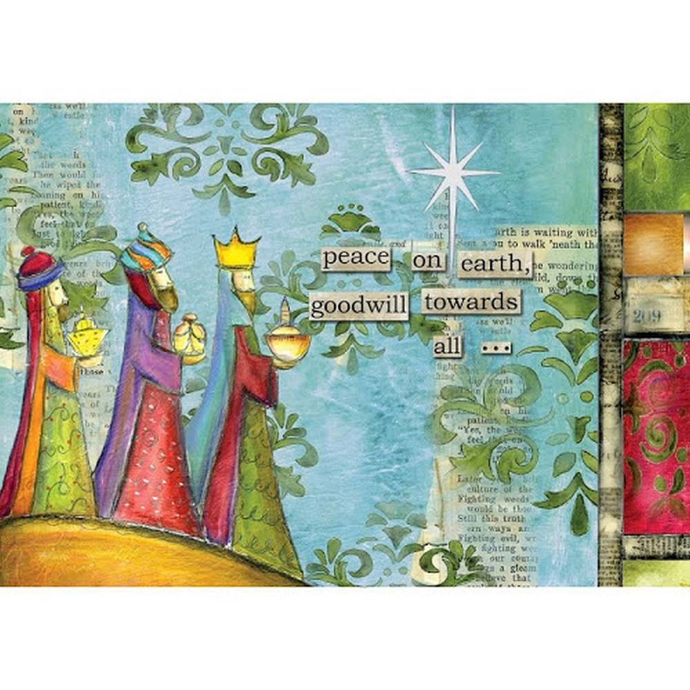 Peace-On-Earth-Artisan-3.5-In-X-5-In-Petite-Christmas-Cards-1