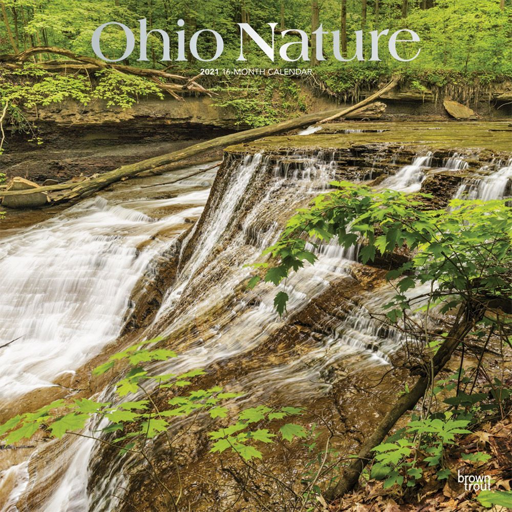 Ohio Nature 2021 Wall Calendar