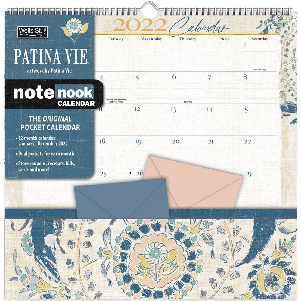 Patina Vie 2022 Note Nook
