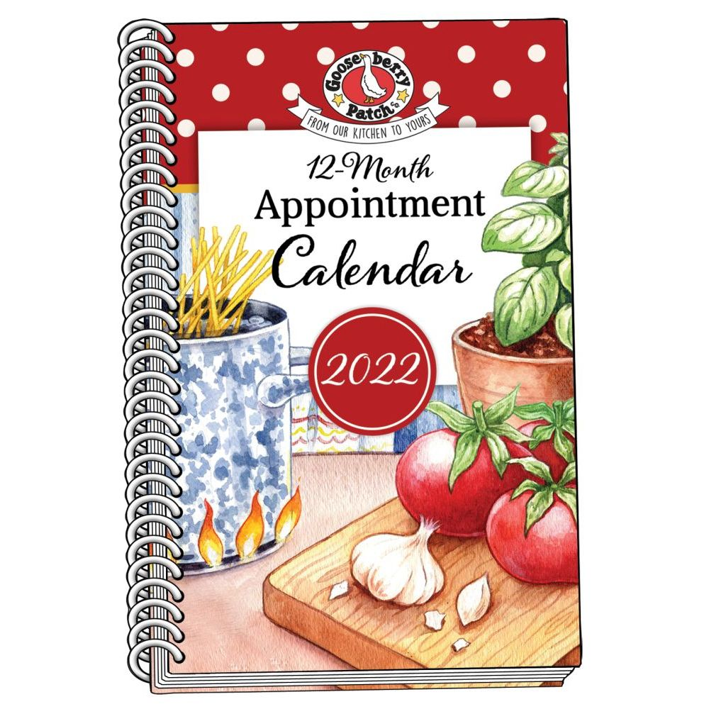 Gooseberry Patch 2022 Planner