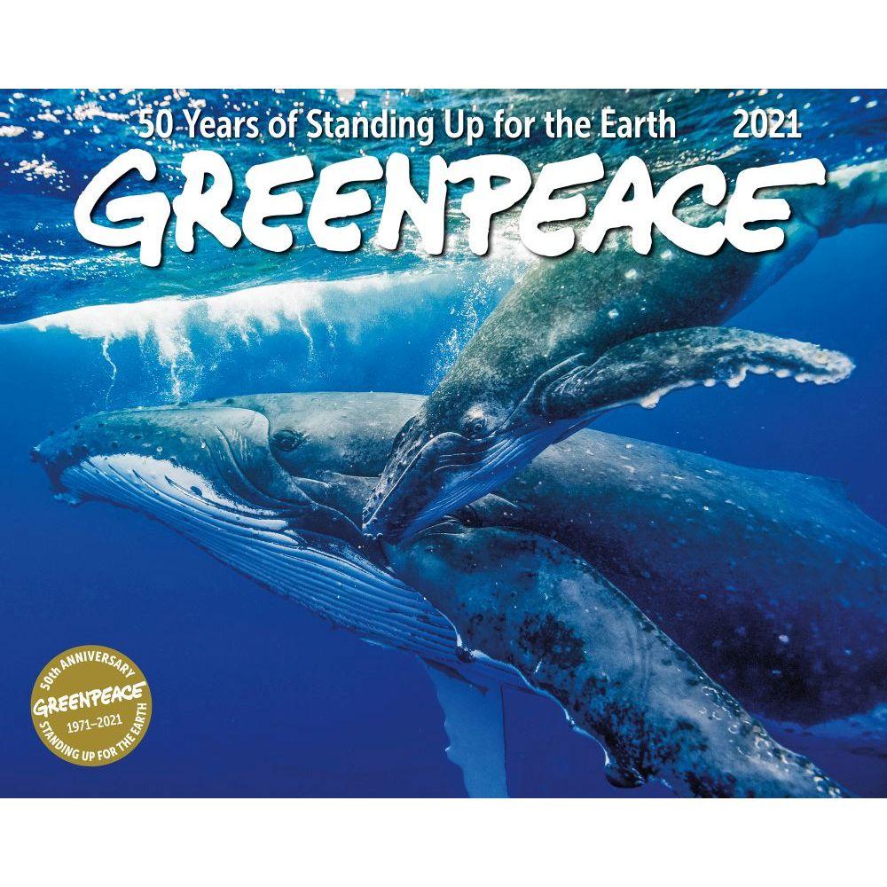 2021 Greenpeace Wall Calendar