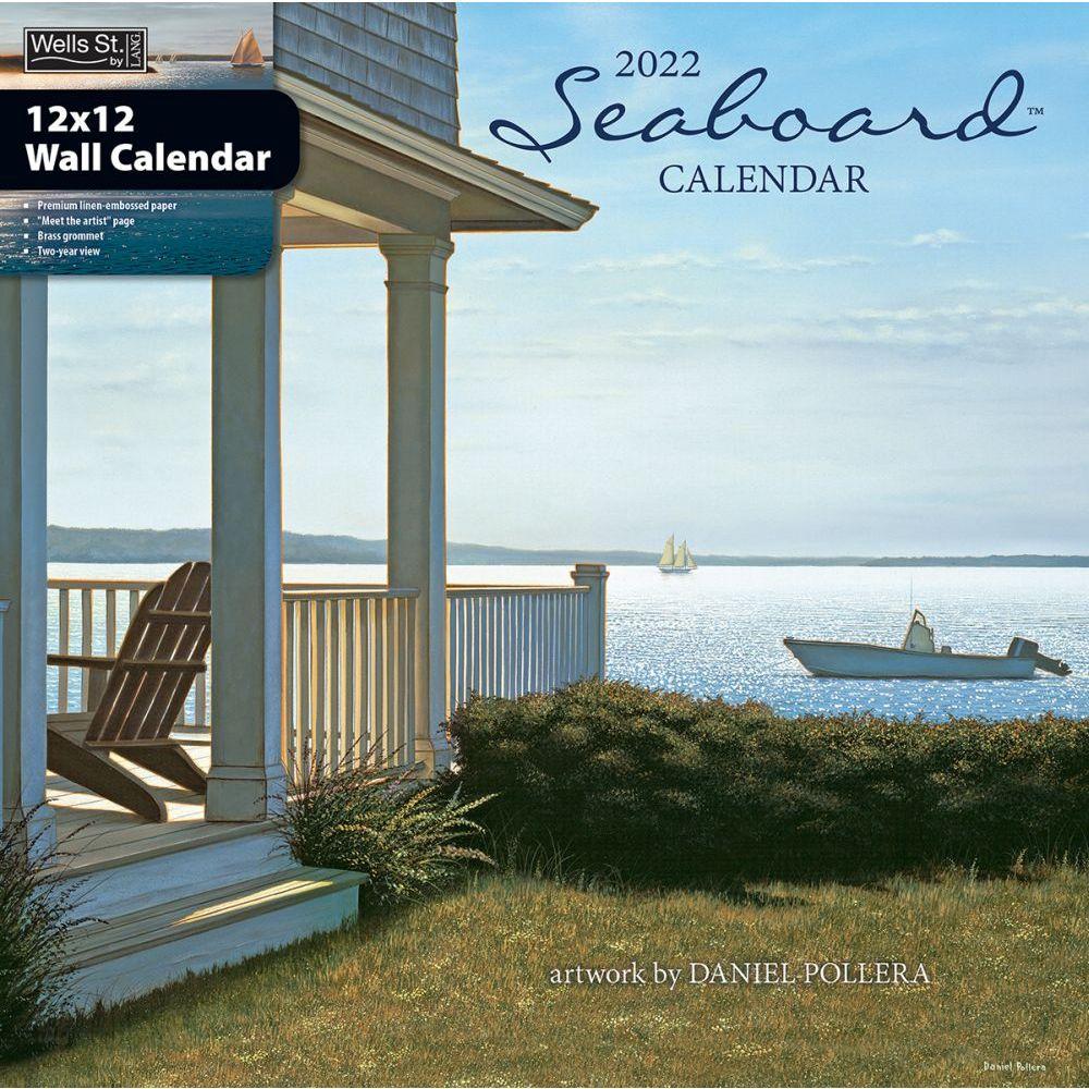 Seaboard 2022 Wall Calendar