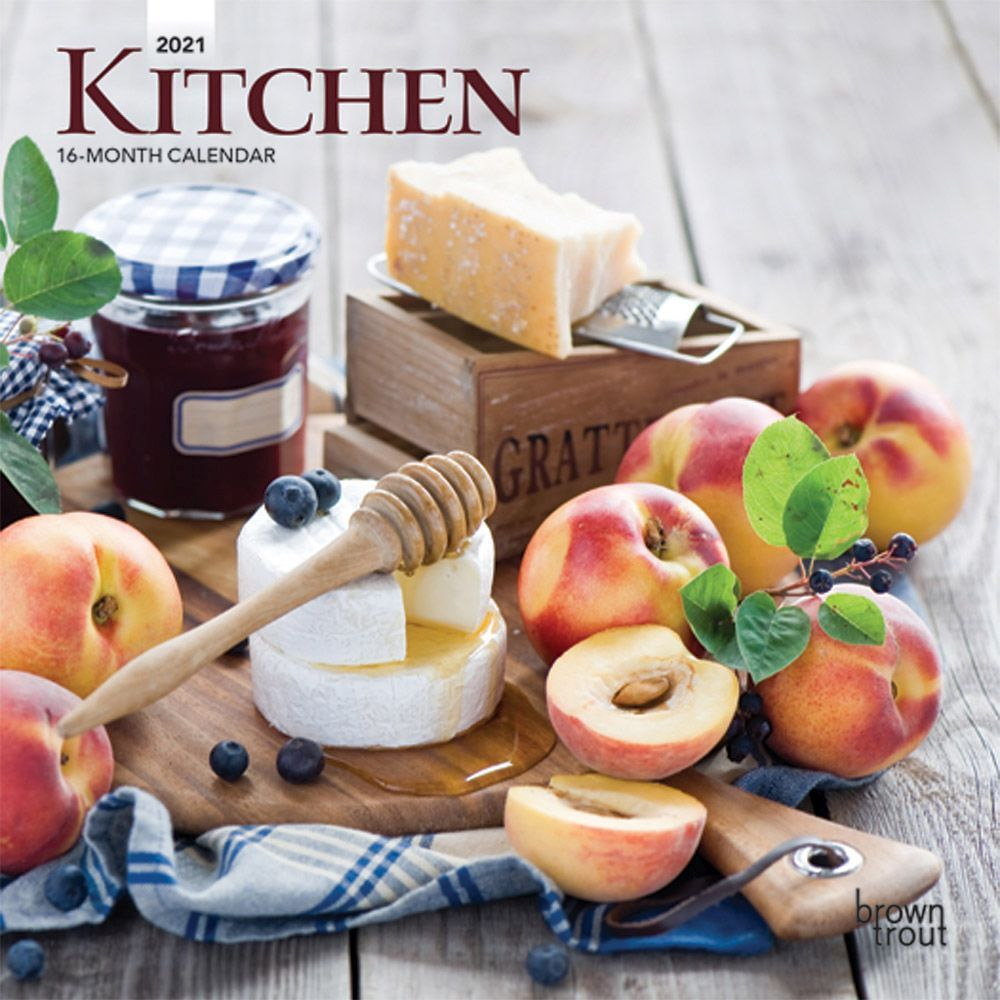 2021 Kitchen Mini Wall Calendar