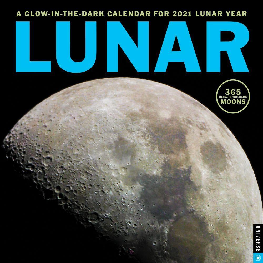 2021 Lunar Year Wall Calendar