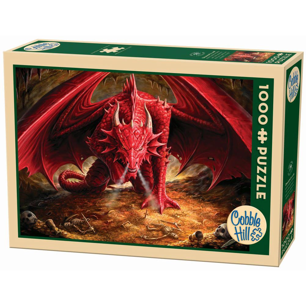 Best Dragon's Lair 1000 Piece Puzzle You Can Buy