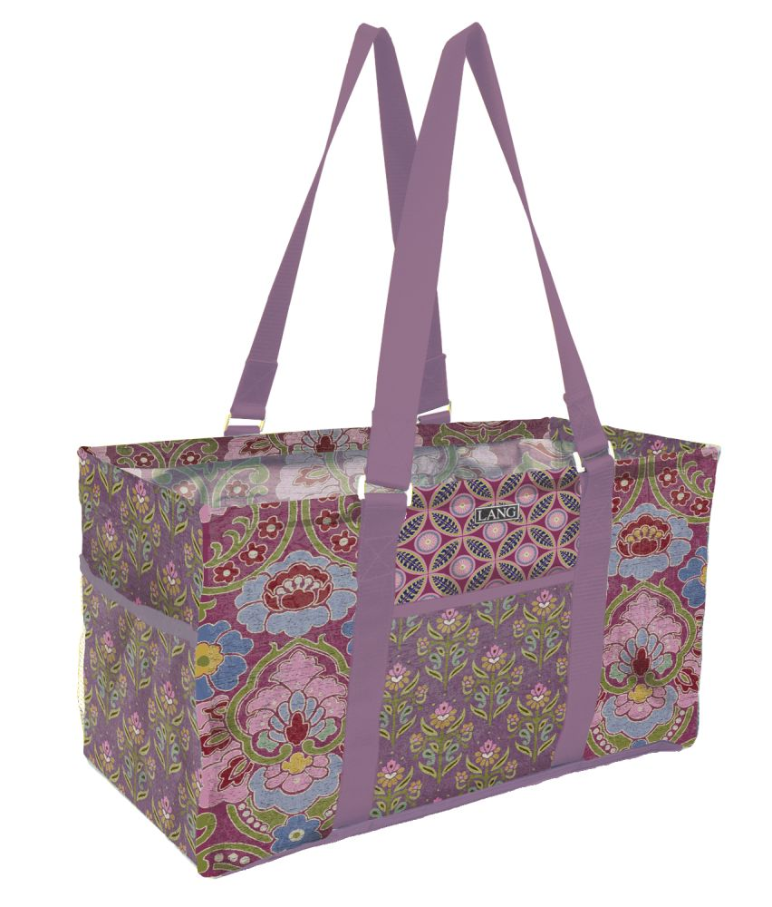 orchid-ikat-utility-tote-image-main