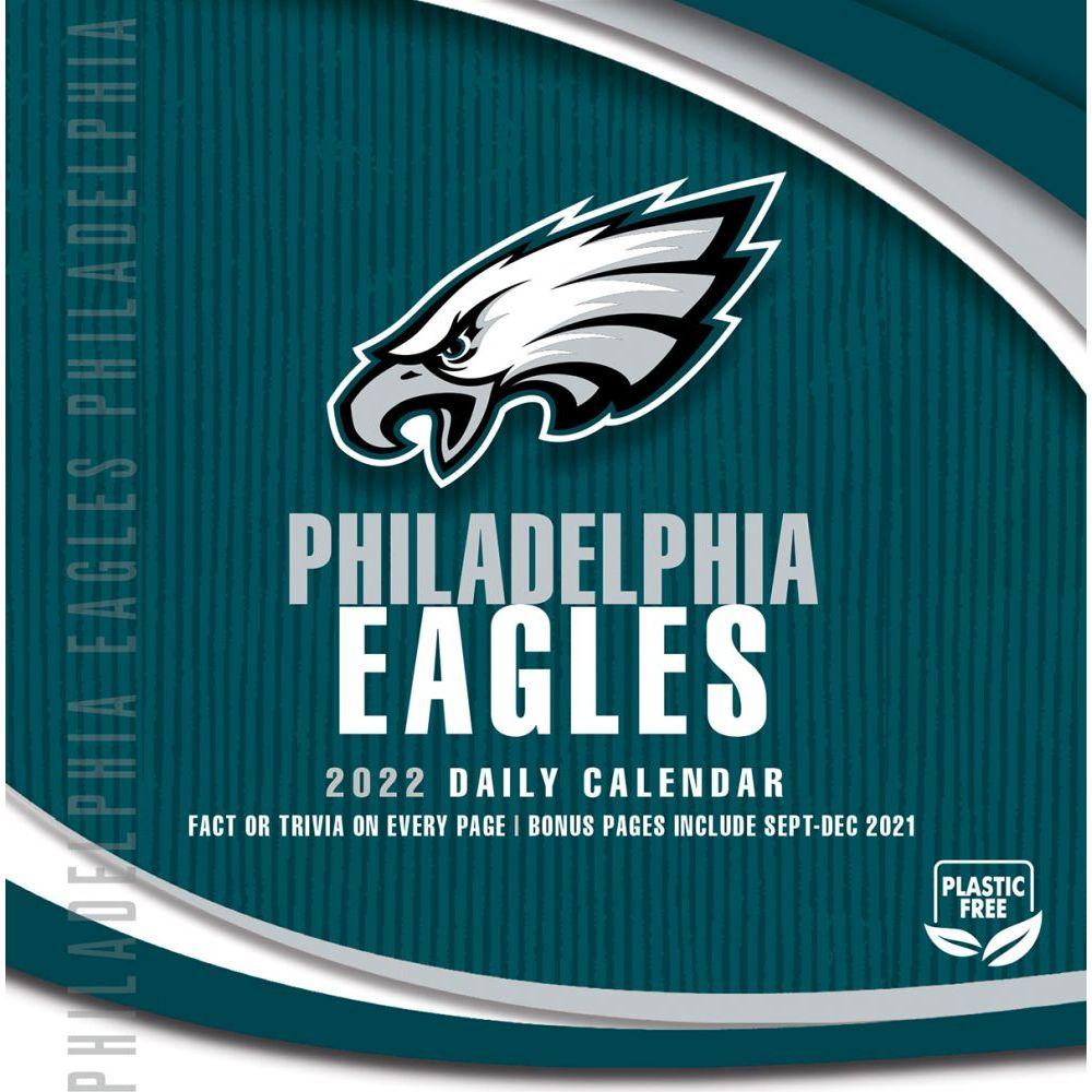 Philadelphia Eagles 2022 Desk Calendar