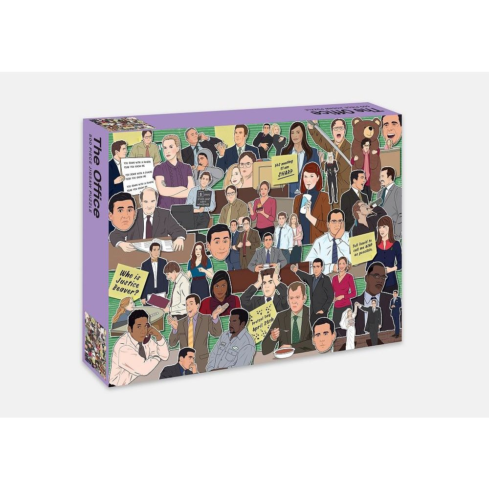 Office 500pc Puzzle
