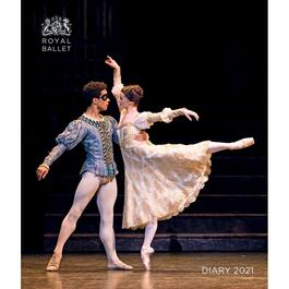 Royal Ballet Large Wall Calendar