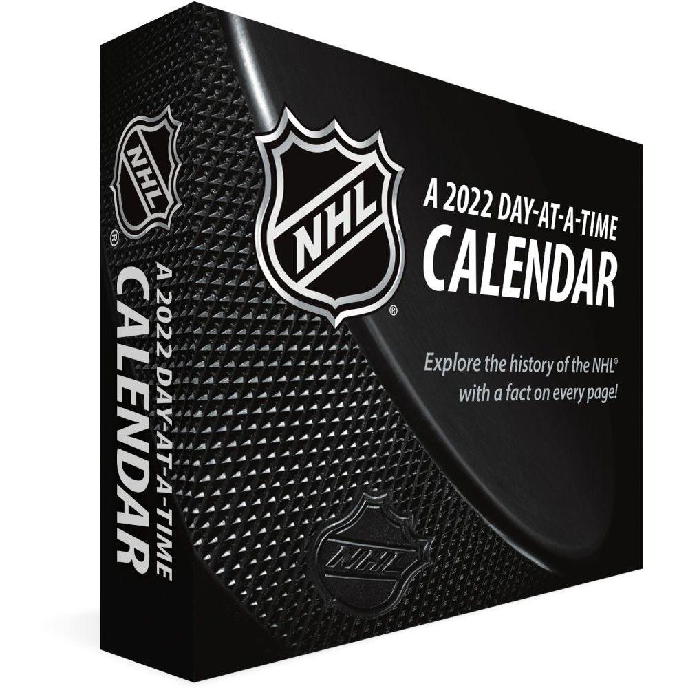 NHL 2022 Desk Calendar