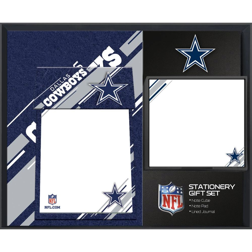 NFL-Dallas-Cowboys-Stationery-Gift-Set-1