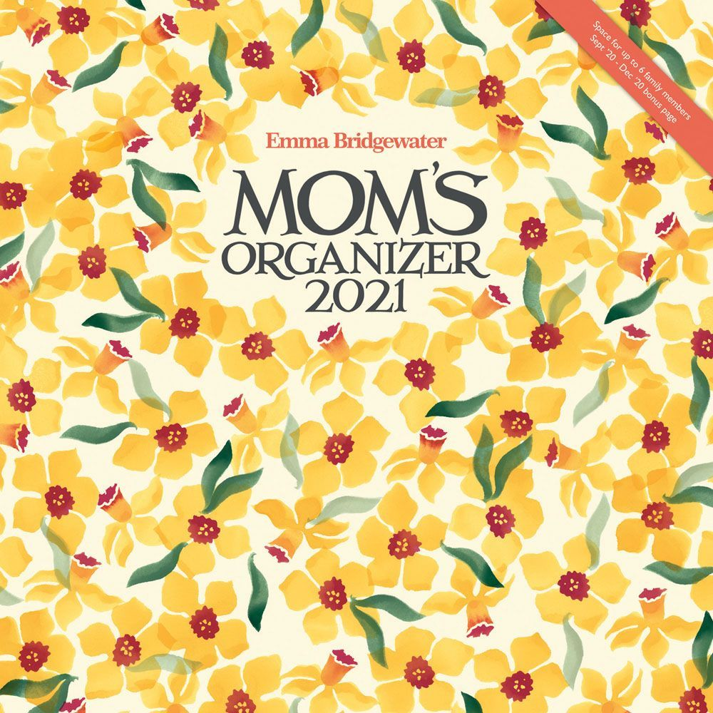 2021 Moms Emma Bridgewater Wall Calendar SV