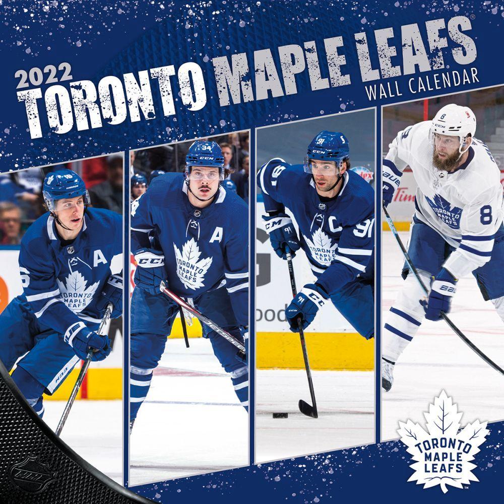Toronto Maple Leafs 2022 Wall Calendar