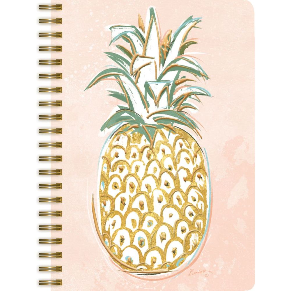 Pineapple-Paradise-Spiral-Journal-1