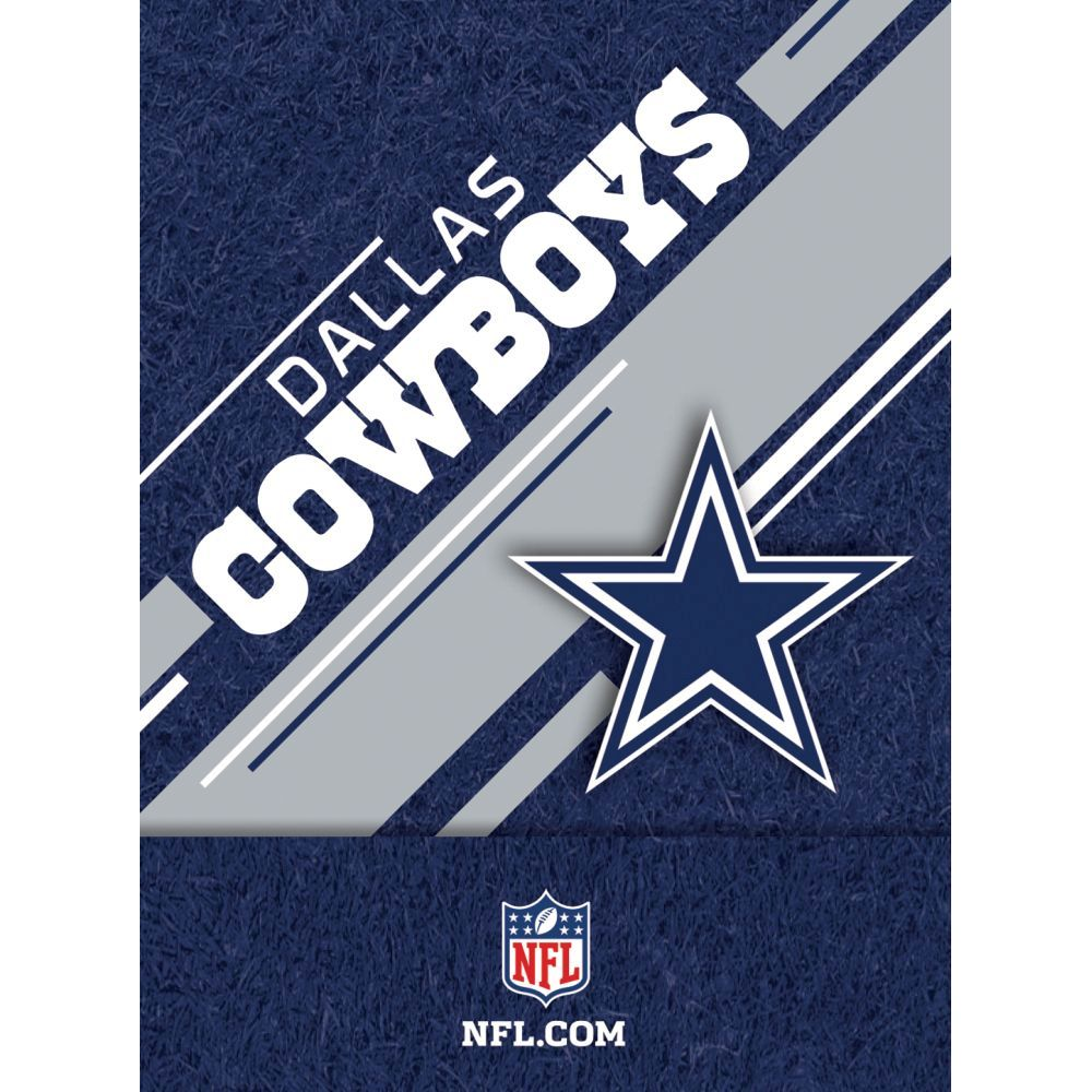 NFL-Dallas-Cowboys-Flip-Note-Pad-&-Pen-Set-1