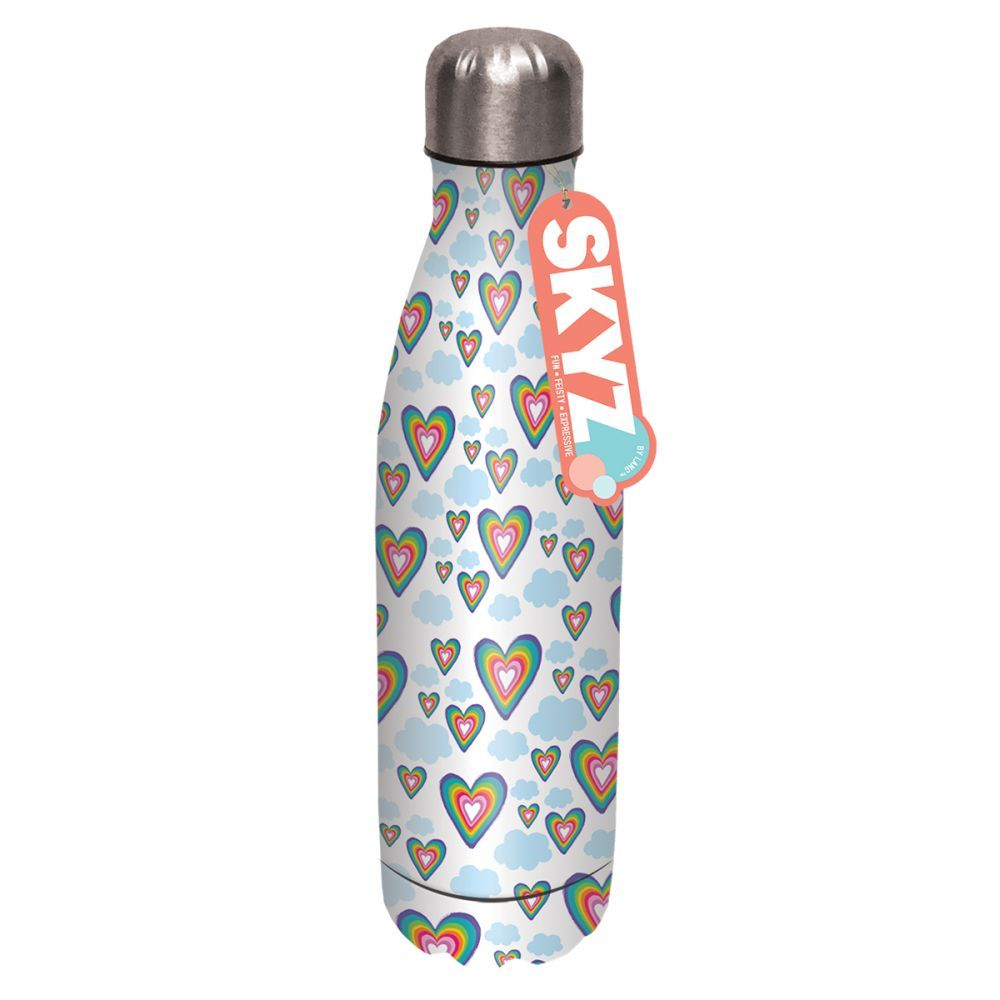 SHINE BRIGHT STAINLESS STEEL WATER BOTTLE-4