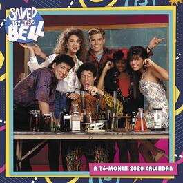 Saved By the Bell Wall Calendar