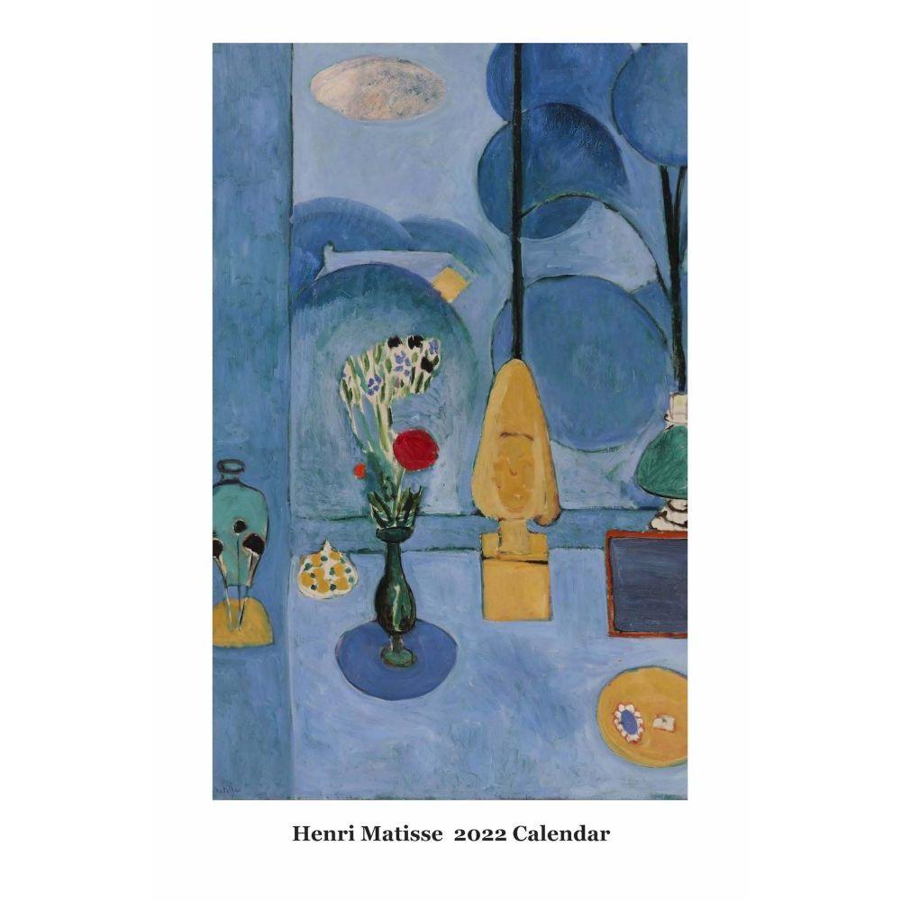 Matisse 2022Wall Calendar