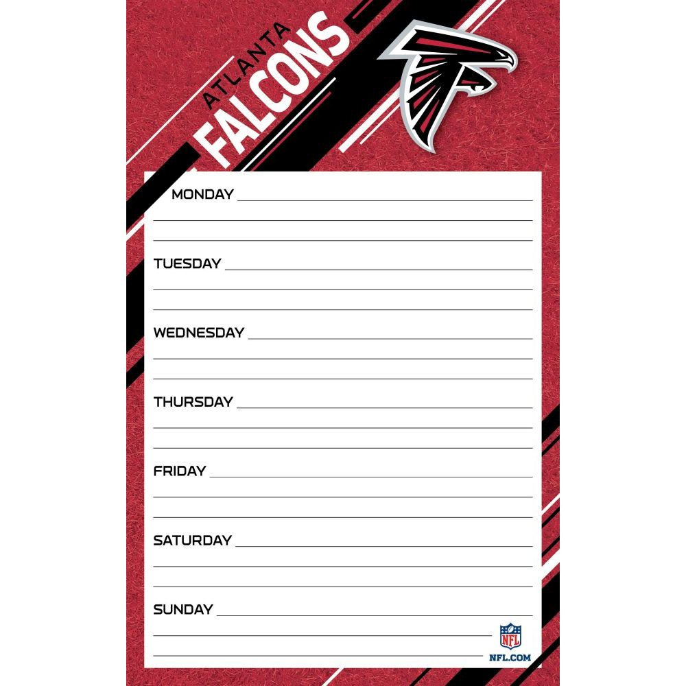 Atlanta-Falcons-Jumbo-Weekly-Planner-1