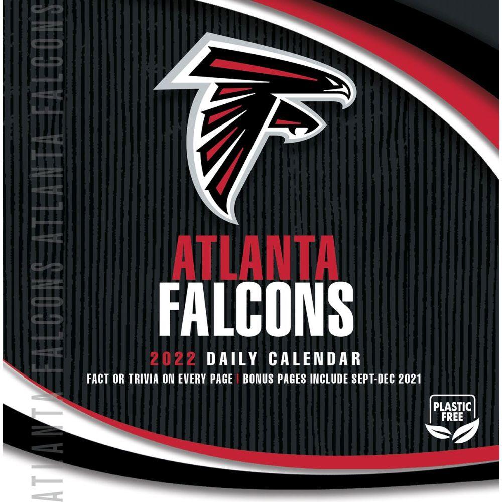 Atlanta Falcons 2022 Desk Calendar