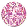 Barbarian-Wild-Feathers-Coasters,-4-Inch-4