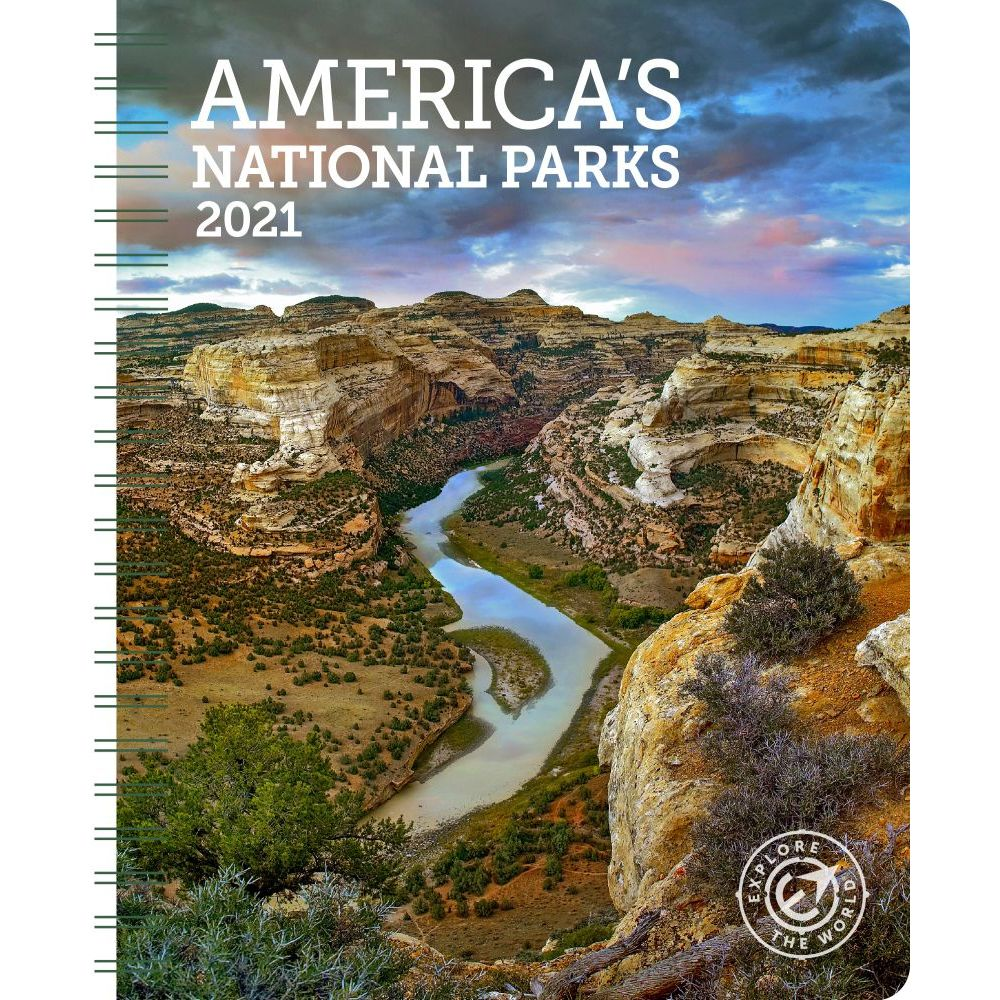 National Parks 2021 Engagement Calendar