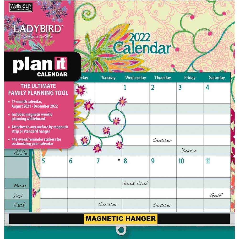 Ladybird 2022 PlanIt