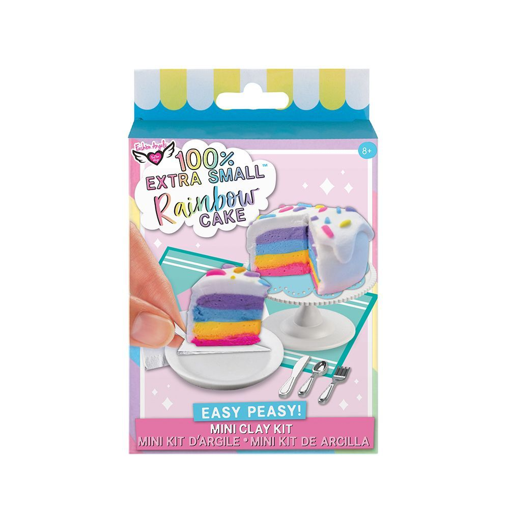Extra-Small-Rainbow-Cake-Mini-Clay-Kit-1
