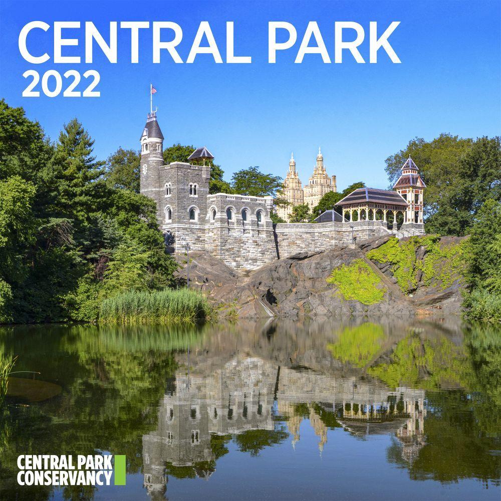 Central Park 2022 Wall Calendar
