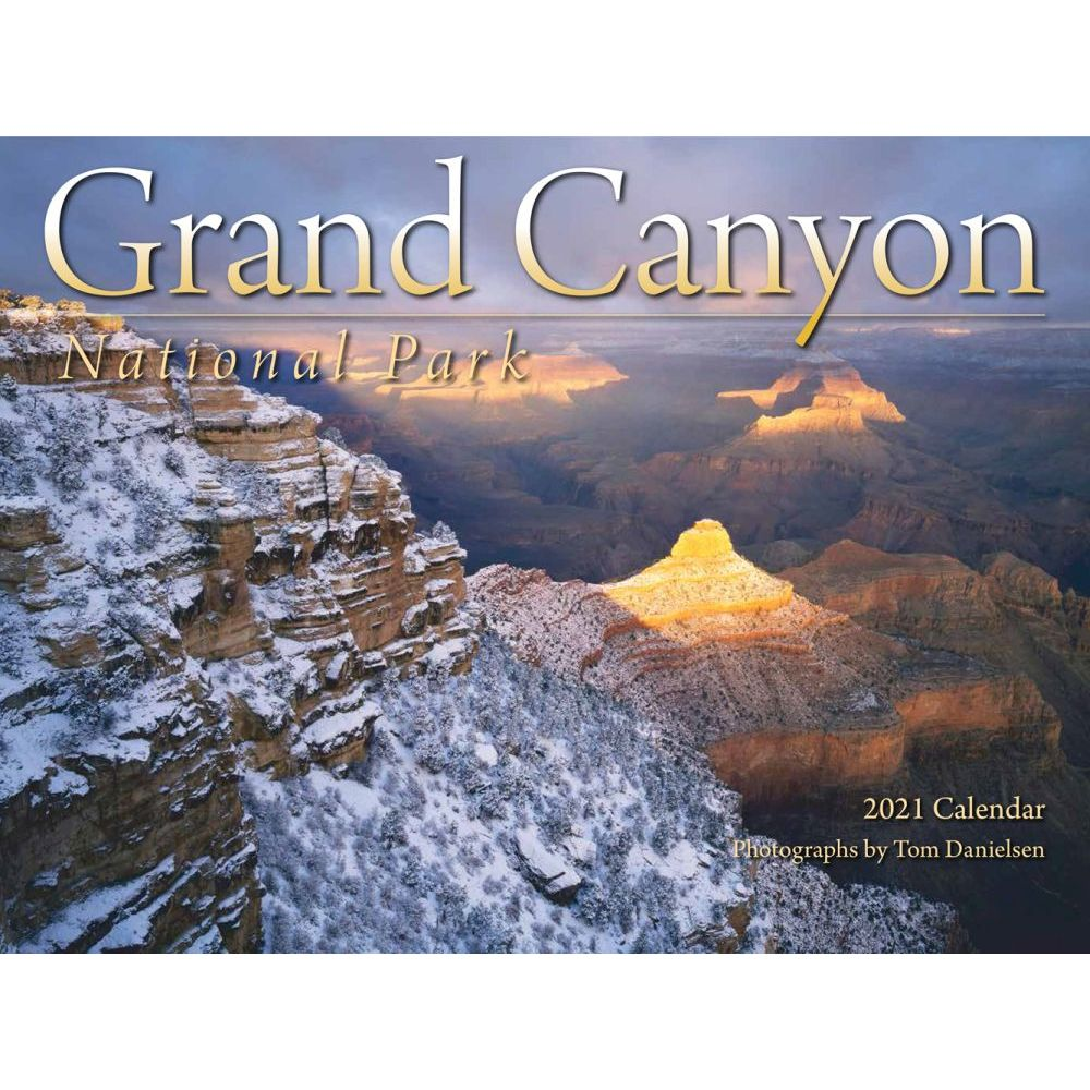 Grand Canyon National Park 2020 Wall Calendar
